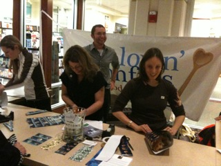 Barnes & Noble Gift Wrapping Station
