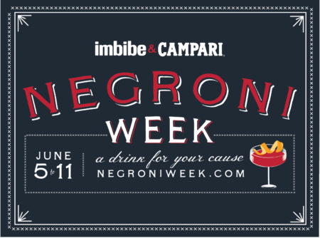 Sip and Savor: Negroni Week is Here!
