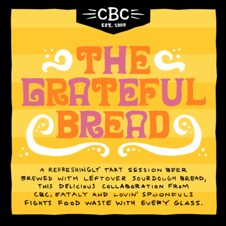 The Grateful Bread is here!