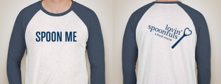 'Spoon Me' T-Shirts to Benefit Lovin' Spoonfuls