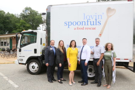 Lovin' Spoonfuls Launches in Hampden County