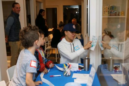 Boston Globe: Lovin' Spoonfuls volunteers fill gift bags for those in need, get in the holiday spirit