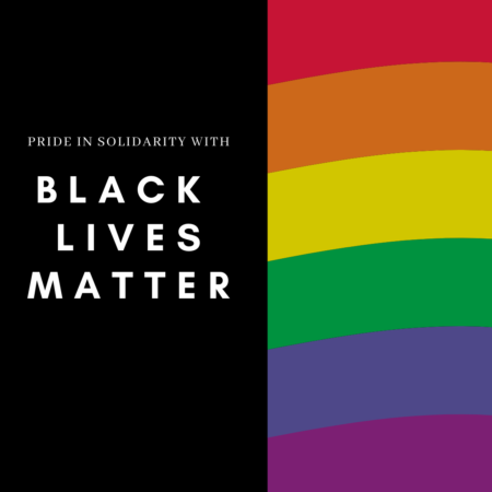 In solidarity with Black Lives Matter (plus, resources to lend support)