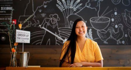 Lens on Leadership: Irene Li