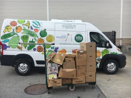 Fighting Wasted Food with Whole Foods Market and Brewer's Foods